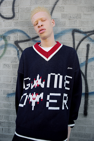 GAME OVER KNIT